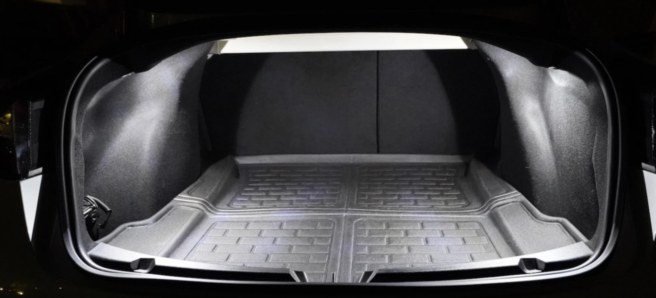 Tesla Model 3 Trunk Light